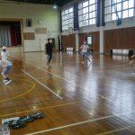 小学校生ニュースポーツ普及活動(6/22 ,  6/25)